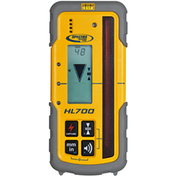 Spectra Precision Laser HL700 レーザメーター