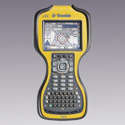 Trimble TSC3 コントローラ